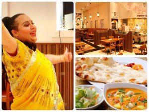 マントラ スナモ店 Angela Raga Bollywood Dance Show